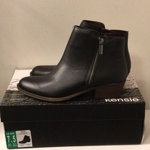 KENSIE black women boots size 7.5 NIB / NWT